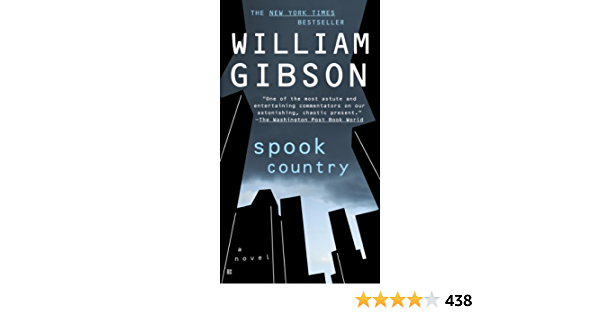 Spook Country Blue Ant 2 By William Gibson
