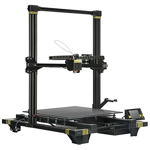 ANYCUBIC Chiron 3D Printer, Semi-auto Leveling Large FDM Printer with Ultrabase Heatbed, Suitable for 1.75 mm Filament…