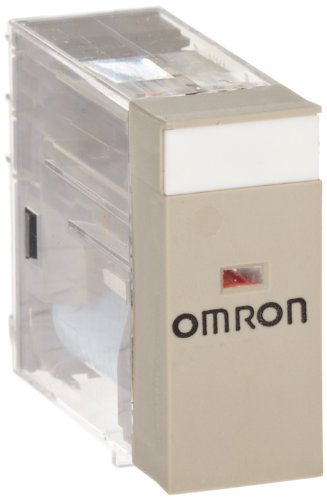 - Omron G2R-1-S DC24(S) General Purpose Relay, Plug-In Terminal, Single Pole Double Throw Contacts, 21.6 mA Rated Load Current, 24 VDC Rated Load Voltage
