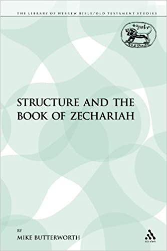 Structure and the Book of Zechariah - download pdf or read