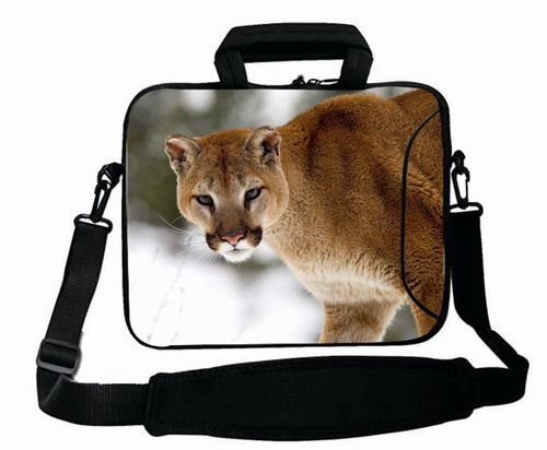 excellent-customized-colorful-cats-animal-cougar-shoulder-bag-for-women-15154156-for-macbook-pro-len