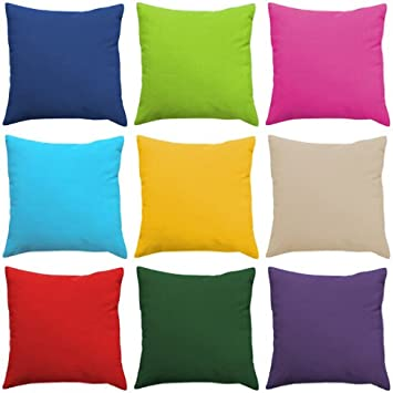 18 Water Resistant Outdoor Filled Scatter Cushion in Lime Green by Shopisfy