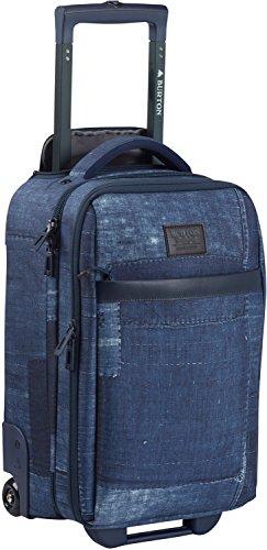 Burton Wheelie Flyer Travel Bag, Indohobo Print, One Size