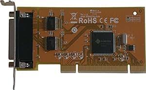 Compañía de cable CARTLP040 - perfil bajo placa RS232, de 32 bytes FIFO