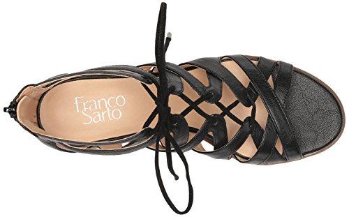 Sandalo L Col Franco Tacco Nere oceano Delle Sarto Donne TtSUf
