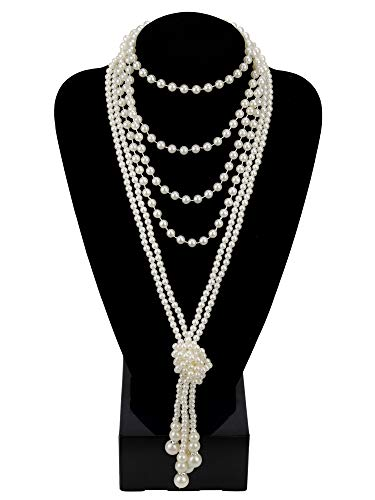 Zivyes Fashion Faux Pearls 1920s...