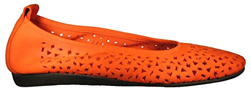 Arche Femmes Lilly In Paradis (coucher De Soleil Orange) Nubuck