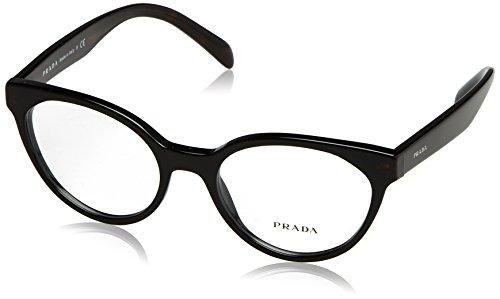 01 Eyeglasses Black Frame - 2