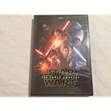 Star Wars: The Force Awakens (DVD, 2016) by Generic