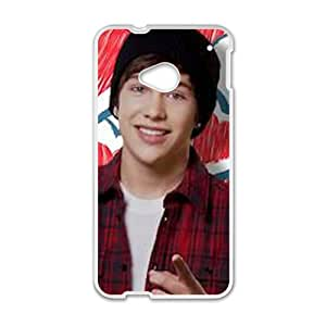 Pop Singer Austin Mahone Cell Phone Case for HTC One M7