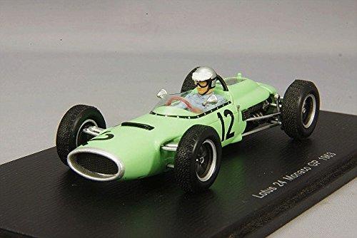 1/43 Lotus 24 Monaco GP 1963 Jim Hall #12 S2141