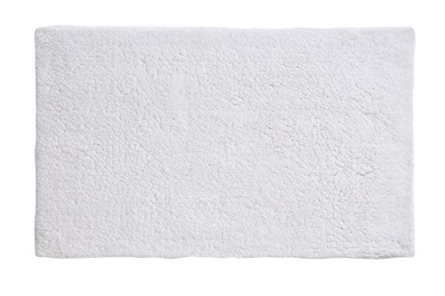 Grund America Namo Rug Series Certified Organic Cotton Bath Rugs White 17 x 24 17 x 24 -  - bathroom-linens, bathroom, bath-mats - 41CghE%2BARbL -