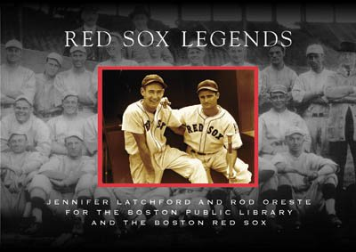 Through a combination of player interviews and historical narrative, Red Sox Legends is a tribute to the great players of the past. This book, a partnership between the Boston Public Library and the Boston Red Sox, is part of an effort to bring Red S...