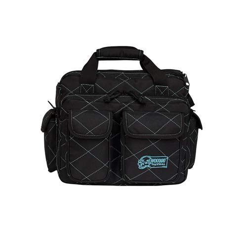 Standard Scorpion Range Bag - Lady Voodoo Custom Series, Gray/Teal by VooDoo Tactical