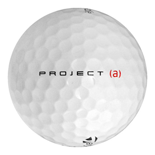 144 TaylorMade Project (a) - Value (AAA) Grade - Recycled (Used) Golf Balls by TaylorMade (Image #2)