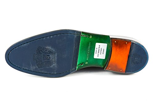 À Melvin 41 Eu Homme Bleu 171 Lacets De amp; Mh15 Chaussures Hamilton Pour Ville Frnq0ZFp