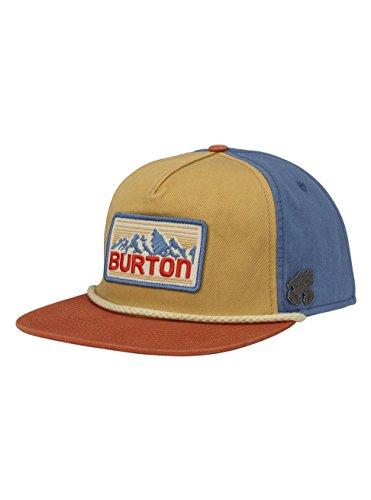 Clothing Burton Mens (Burton Buckweed Hat, Ochre, One Size)