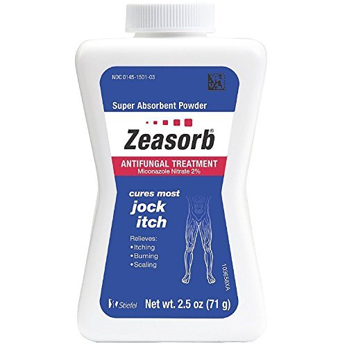 Zeasorb AF Absorbent Antifungal Treatment Zeasorb