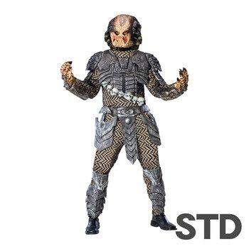 Deluxe Predator Adult Costume - Standard