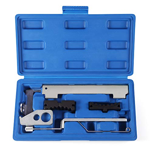 (BETOOLL HW8014 Engine Camshaft Tensioning Locking Alignment Timing Tool Kit for Chevrolet Alfa Romeo 16V 1.6 1.8)