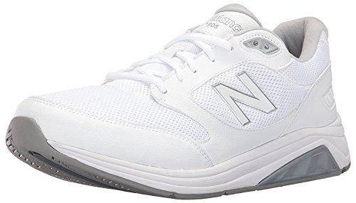 New Balance Mens MW928V2 Walking Shoe, Blanco/Blanco, 44 2E EU/9.5 2E UK