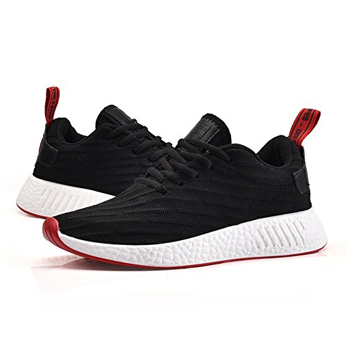 For Comfortable Women Breathable Women Running Shoes Shoes Sneakers Sport Black Outdoor FtSx5nq