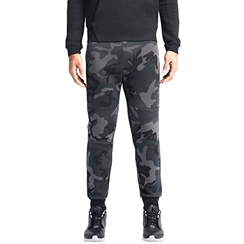 Nike Mens Tech Fleece Camo Cuffed Jogger Pants 2XL
