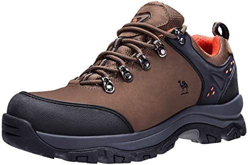CAMEL CROWN Hiking Shoes Men Trekking