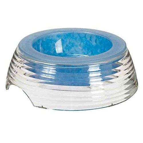 Cooling Bowls For Dogs Freezer Inserts For Cold Water on Hot Summer Days 16 oz by CP (Image #6)