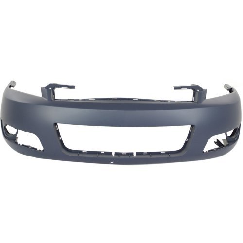 Front Bumper Cover for CHEVROLET IMPALA 2006-2013/IMPALA LIMITED 2014-2016 Primed with Fog Light Holes - CAPA