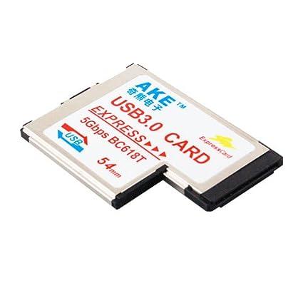 AKE EXPRESS USB 3.0 CARD BC628 DRIVER WINDOWS