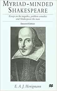the pattern of shakespeares tragedies essay In all his tragedies shakespeare represents the tragic aspect of life, the tragic fact they have up to a certain point a common form or structure, however the.