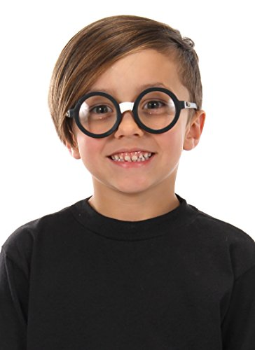 Harry Potter Plastic Costume Glasses for Kids by elope -