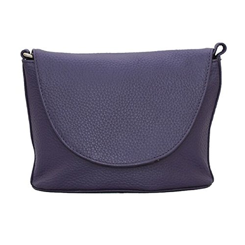 Eastern Sac Leather Greta Marine à bandoulière Counties Femme Bleu PPqxwCOrB