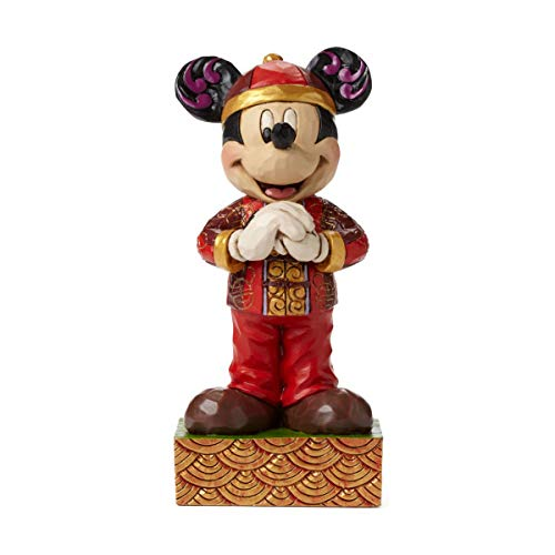 Enesco Disney Traditions Mickey in China