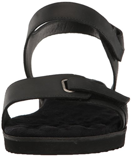 Sandals Walking Women's Cradles Halle Black tZtqdx