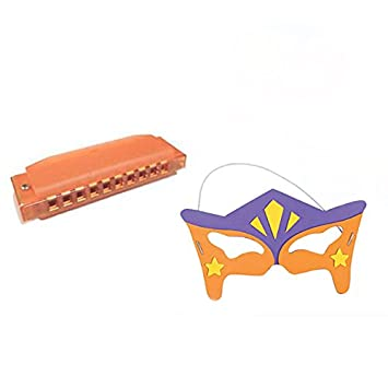 Amazon com: VBS Superhero Theme -Music Craft pack W/Orange