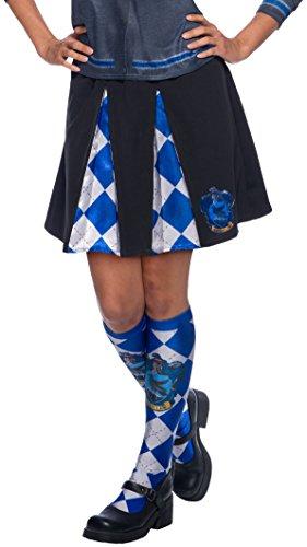 Rubie's Adult Harry Potter Costume Skirt, Ravenclaw