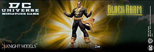 DC Universe Miniature Game: Black Adam