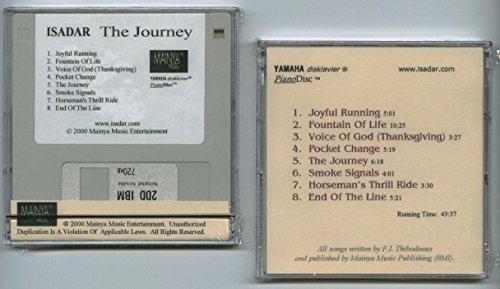 Used, Isadar - The Journey (Player-Piano Software) for sale  Delivered anywhere in USA