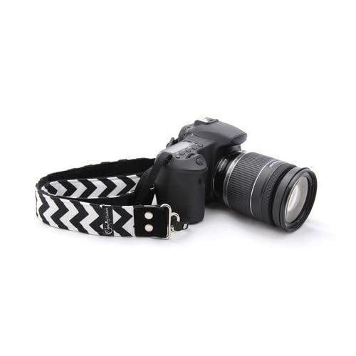 Lucky Elephants Camera Strap Designed for All Professional Cameras Nikon,Canon,fujifilm,DSLR,SLR etc and Other Standard Cameras.