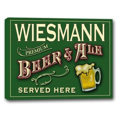wiesmann-beer-ale-stretched-canvas-sign