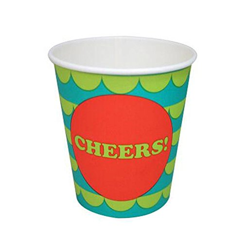 60 Counts Beverages Paper Cup Party Juice Paper Cup Water Cup, No.1