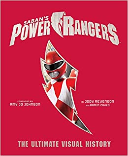 Amazon.com: Power Rangers: The Ultimate Visual History ...
