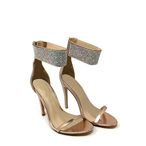Diva Donna Ballerine Gold Rose Miss wXq67xCq