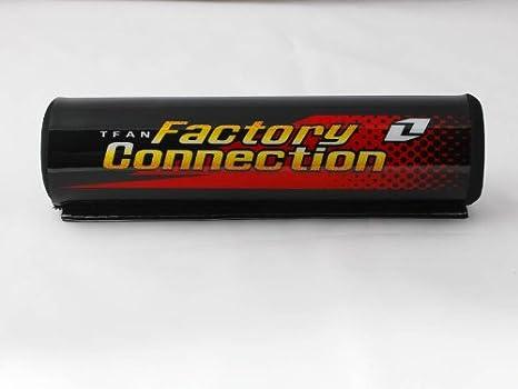 QQ Studio Professional Cool Crossbar Handlebar Protector Pads for ATVs Dirt Bikes Motorcycles 7.9 Long