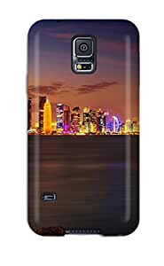 Hot Tpu Cover Case For Galaxy/ S5 Case Cover Skin - K Wallpapers Landscape