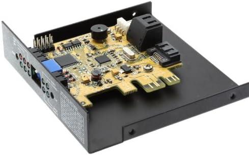 Coolgear EZRAID 1-to-2 SATA to SATA Hardware RAID Controller