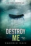 Destroy Me (Shatter Me Book 1)