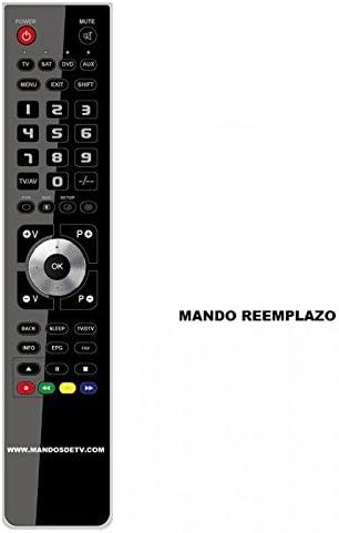 Mando TV SANYO JXPTA: Amazon.es: Electrónica